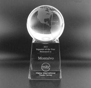 Maine International Trade Center Award 2021