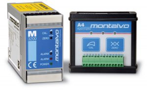 Amplifiers battery Tension Control Montalvo