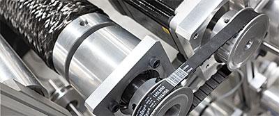 Creel Rack Motor Torque Control