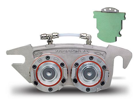 V-Doppel-Bremsmodul