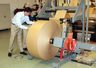 flexo press tension control upgrade