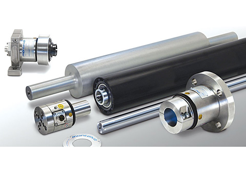 Load Cell/Roll Assembly (LCR)