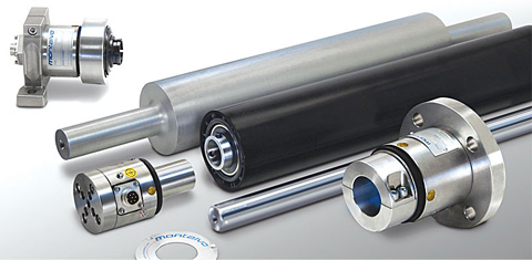 LCR Load Cell Roll Assembly Support