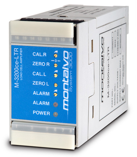 M-3200 LTR Strain Gauge Amplifier Support