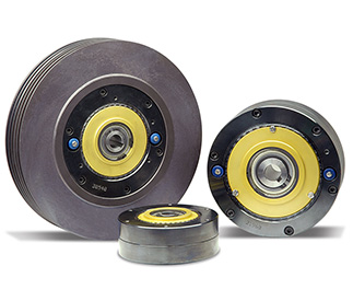Magnetic Particle Brakes – MP Series