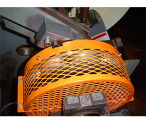 slim tension control brake