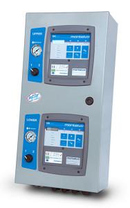 Custom U4 Cabinet with Splice Switches