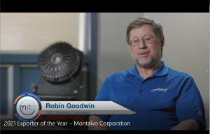 2021 Exporter of the Year- Montalvo Corporation