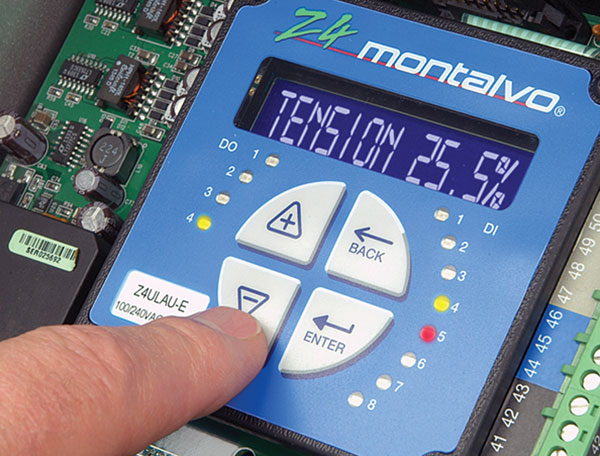 z4 circuit board touch panel