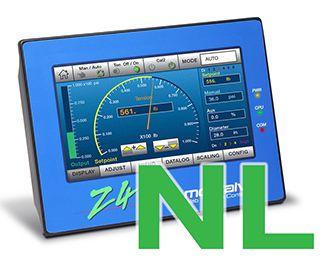 Z4-NL Bahnspannungsregler für Kraftmessdosen mit angetriebener Walze