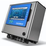 z4 web tension controller enclosure version